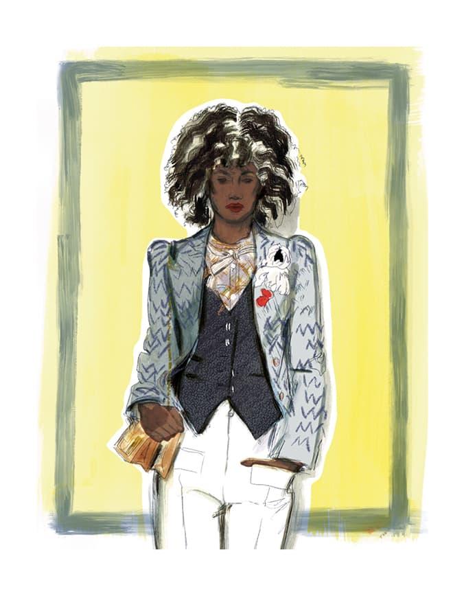 Madame Figaro | Louis Vuitton
