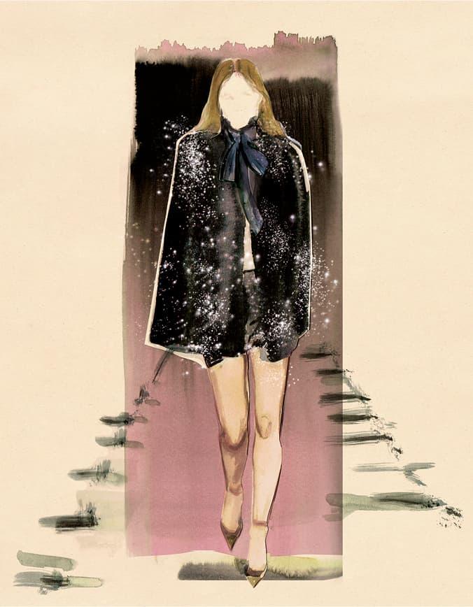 Madame Figaro | Saint Laurent