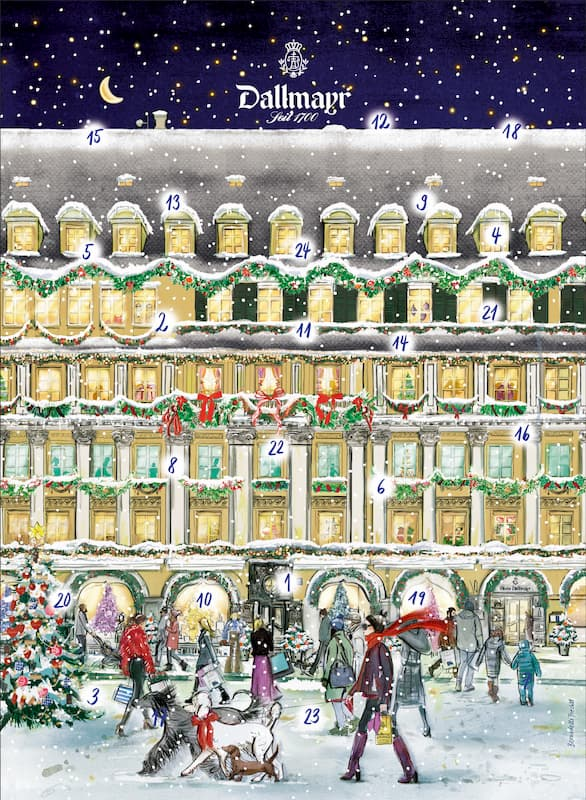 Advent Calendar Dallmayr