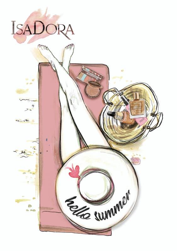 Isadora Cosmetics