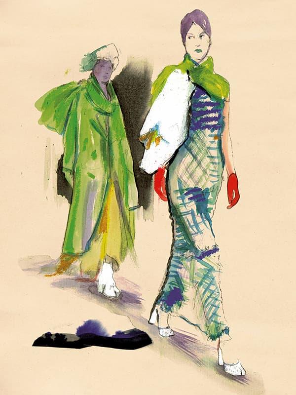 Runway-Maison Margiela Haute Couture 2020
