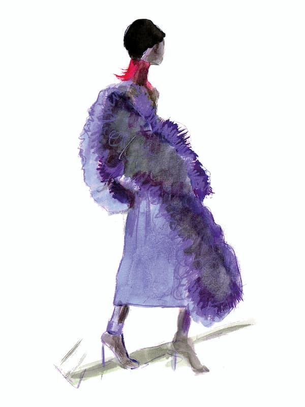 coat- Maison Valentino Haute Couture 2020